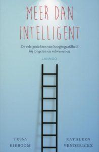 Boek Meer dan intelligent, hoogbegaafdheid geen synoniem voor succes